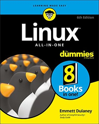 Linux All-In-One For Dummies (For Dummies