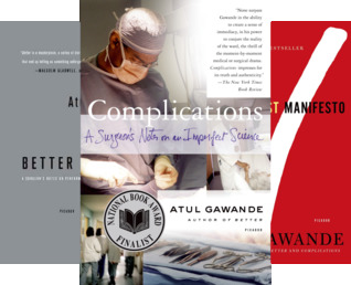 Atul Gawande (4 Book Bundle)