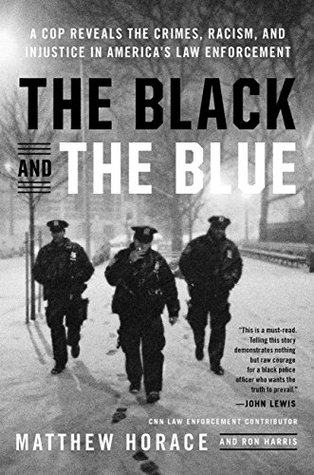 The Black and the Blue by Matthew Horace