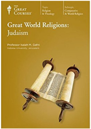 Great World Religions by Isaiah M. Gafni