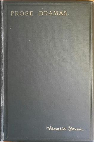 Henrik's Ibsen's Prose Dramas Vol II