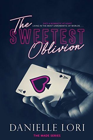 The Sweetest Oblivion Book Cover