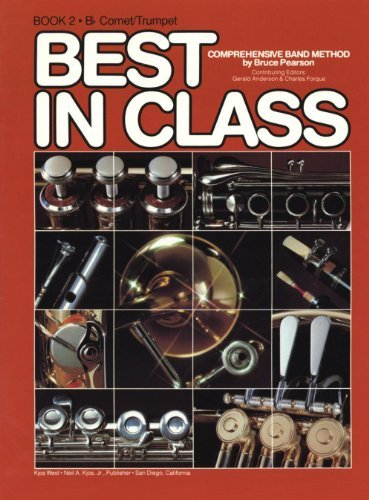 Best in Class: Cornet/Trumpet, Book 2