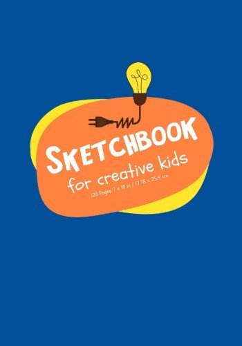 Sketchbook for Creative Kids: 120 Blank Pages for Drawing, Doodling, and Sketching / Classroom Edition (Kids Art Supplies) (Volume 4)