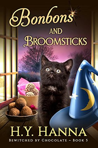 Bonbons and Broomsticks (Bewitched by Chocolate Mysteries #5)