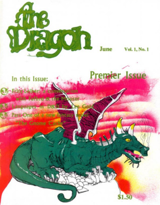 The Dragon Vol. 1 #1 (Dragon Magazine #1)