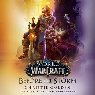 Before the Storm by Christie Golden