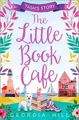 The Little Book Café: Tash's Story Boek omslag