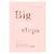 Big Little Steps by Mathilde Loujayne