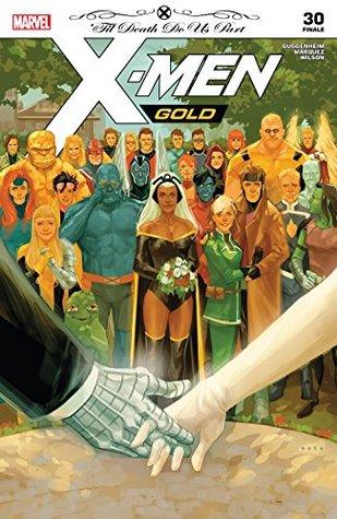X-Men Gold #30