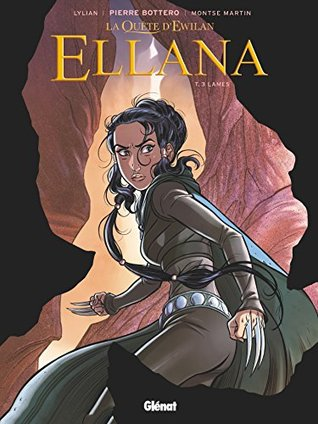 Lames (Ellana, #3)