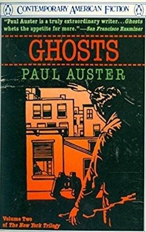 Ghosts (The New York Trilogy, #2)