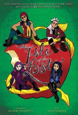 The Isle of the Lost: The Graphic Novel (Descendants Graphic, #1)