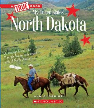 North Dakota (True Book My United States)