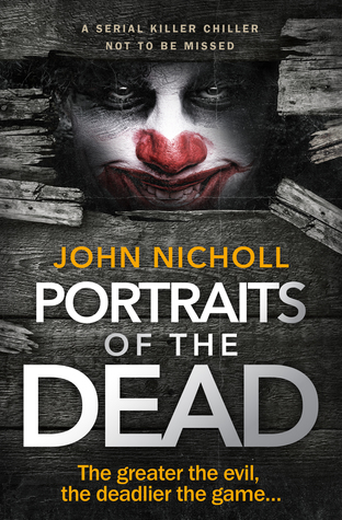Portraits of the Dead (DI Gravel, #1)