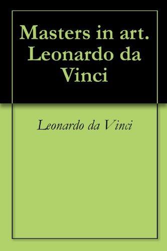Masters in art. Leonardo da Vinci