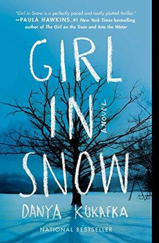 Girl in Snow by Danya Kukafka