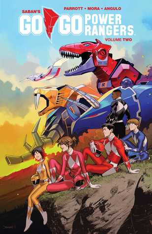 Saban's Go Go Power Rangers, Vol. 2 (Mighty Morphin Power Rangers)