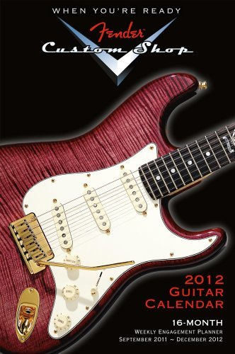 Fender Custom Shop Guitar 2012 Engagement