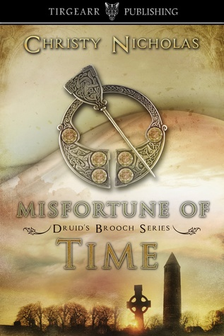Misfortune of Time by Christy Nicholas
