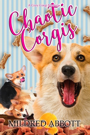 Chaotic Corgis by Mildred Abbott