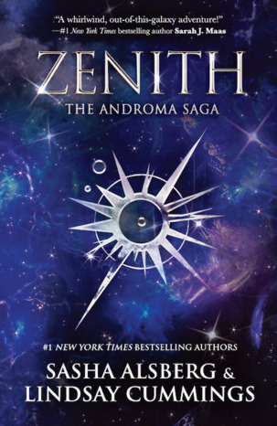 Zenith (The Androma Saga, #1)