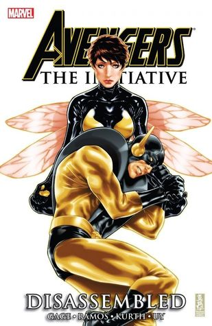 Avengers: The Initiative, Volume 4: Disassembled