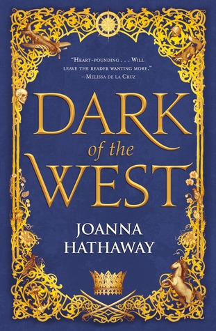 3 Reasons To Read… Dark of the West by Joanna Hathaway
