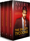The Sin City Tycoons Box Set (Sin City Tycoons #1-3)