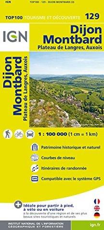 Dijon/Montbard ign