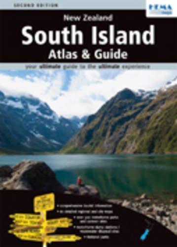 New Zealand South Island Touring Atlas: Hema.5.A08SP