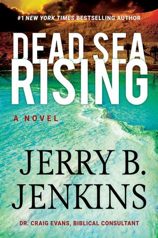 Dead Sea Rising (Dead Sea Chronicles #1)