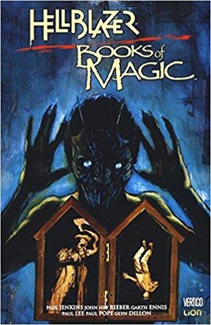 Hellblazer Special. Books of Magic