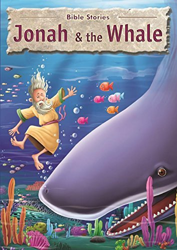 Bible Stories: Jonah and the Whale - Vol. 100: Jonah & the Whale