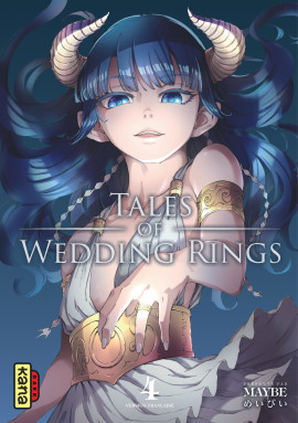 Tales Of Wedding Rings Tome 4 By Maybe