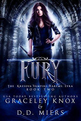 Fury (The Kresova Vampire Harems #5; Lyra #2)