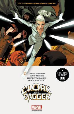 Cloak and Dagger: Shades of Gray
