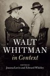 Walt Whitman in Context (Literature in Context)