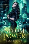 Storm Power (Scarlet Jones #2)