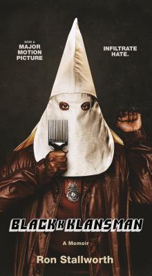 Black Klansman cover