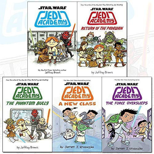 jedi academy series star wars collection 5 books