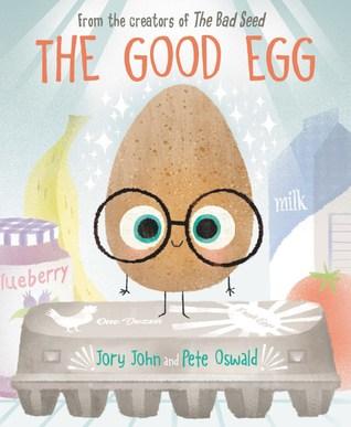 The Good Egg by Jory John