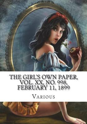 The Girl's Own Paper, Vol. XX, No. 998, February 11, 1899