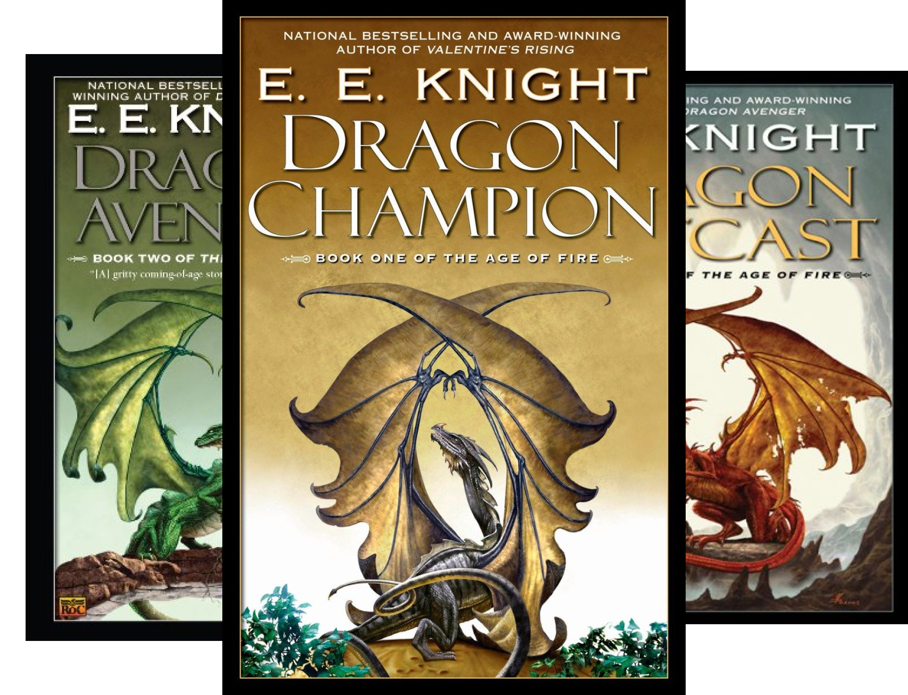 The Age of Fire (6 Book Series)