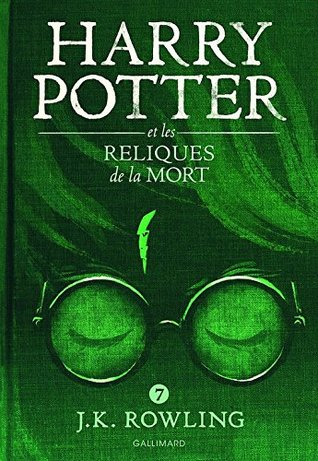 Harry Potter (7) VII : Harry Potter et les Reliques de la Mort - grand format [ Harry Potter and the Deathly Hallows ] large format