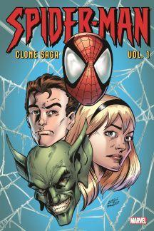 Spider-Man: Clone Saga Omnibus Vol. 1