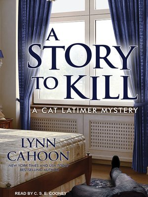 A Story to Kill (Cat Latimer Mystery, #1) (Audiobook)