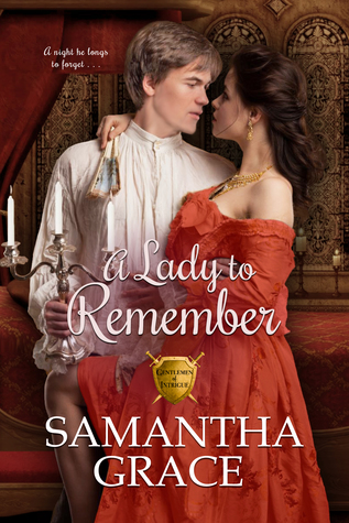 A Lady to Remember (Gentlemen of Intrigue, #3)