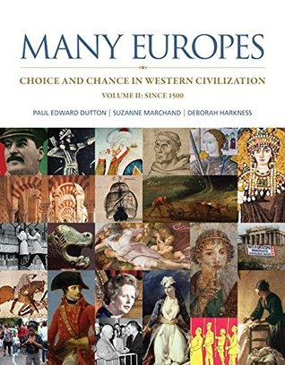 Many Europes: Vol II w/ Connect Plus with LearnSmart History 1 Term Access Card
