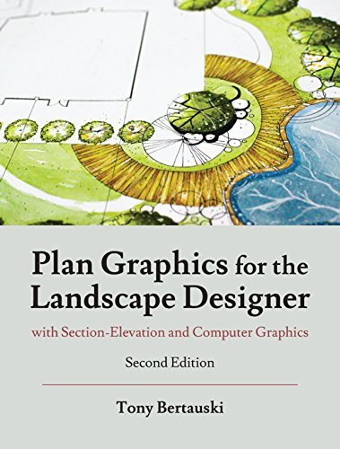 Plan Graphics for the Landscape Designer: with Section-Elevation and Computer Graphics, Second Edition